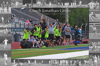 Harrison Coaching Staff 2021