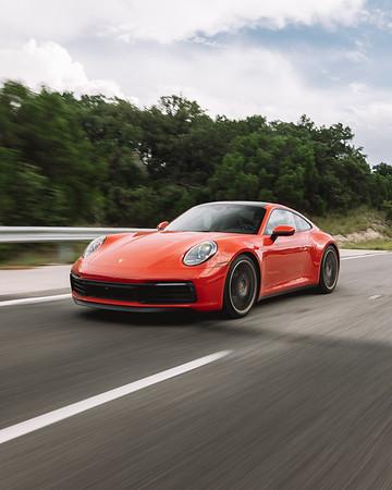 08-31-21 Porsche 911 + Taycan