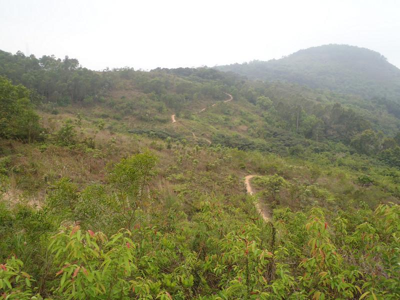 Lovely ST winding over the hillside