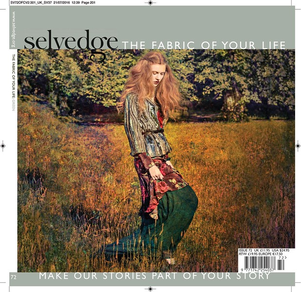 Selvedge Magazine Issue 72