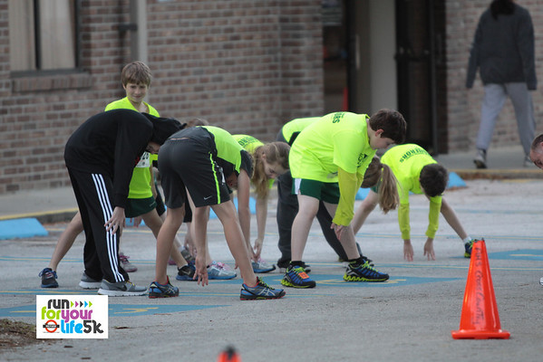 Run for your Life 5k 3-16-13