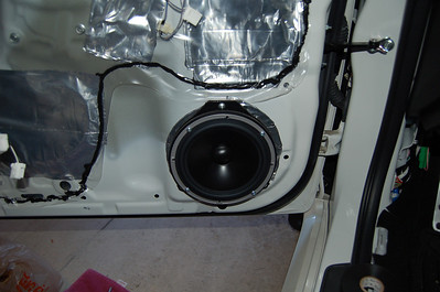 2011 Subaru Impreza WRX Front Speaker Installation - USA