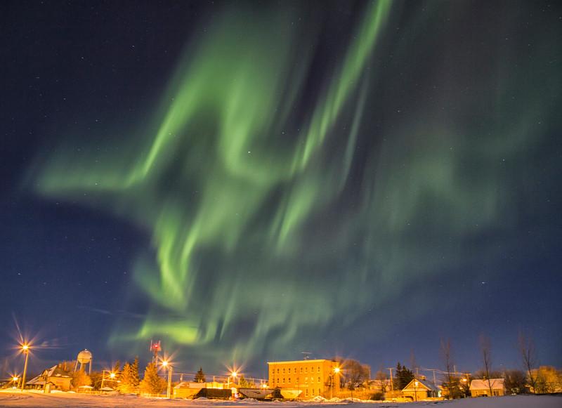 Aurora's, Blaine Lake SK