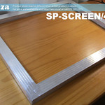 SKU: SP-SCREEN/4050, Welded Aluminium Screen Frame(Blank No Mesh) About 400×500mm Inner Size