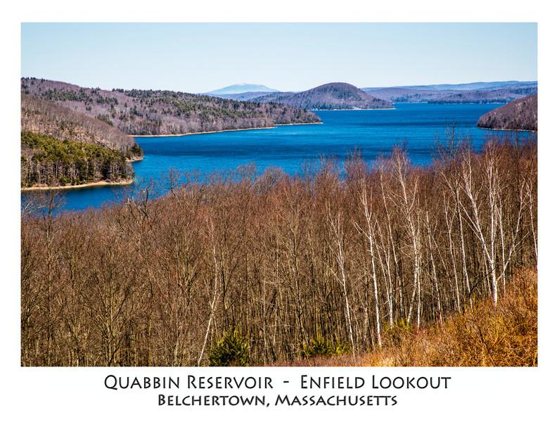 Quabbin Reservoir - Belchertown, MA