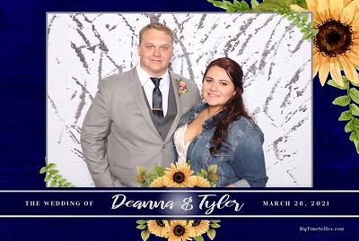 20210326 Deanna & Tyler