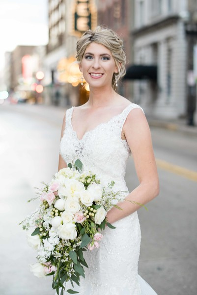 Knoxville Bridal Portraits