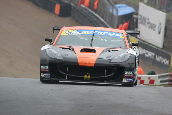 British Touring Cars (Support Package) Round 1 Brands Hatch 4/4/2015