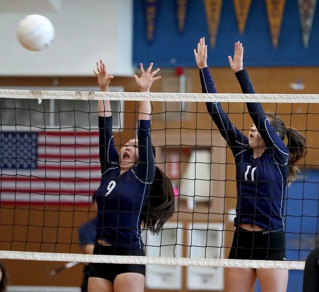 Alameda High vs. Encinal High Girl's Volleyball