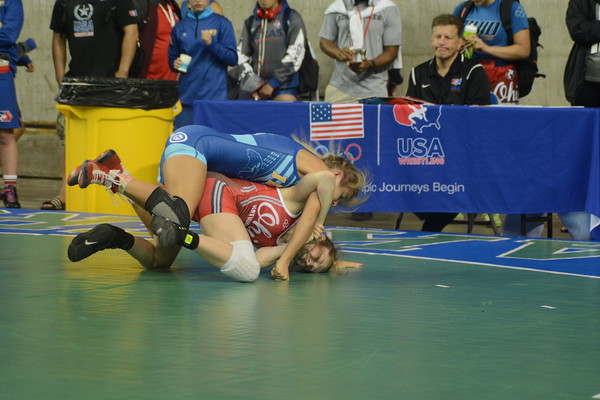 Junior Womens Freestyle
