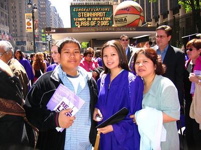 Karen's College Graduation