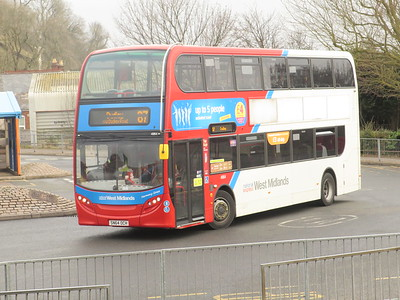 DUDLEY WALSALL WEST BROM BUSES MARCH 2021 PANDEMIC