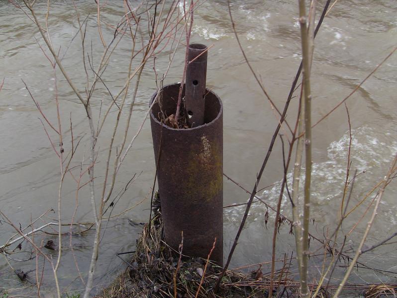 #6 Abandoned well.