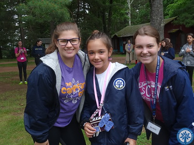 Sunday is always a fun day at Camp Woodland
