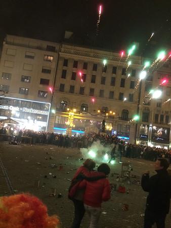 Budapest, New Years 2014