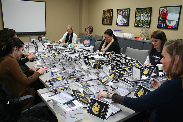 2012-13 PTO Prepares for B&G