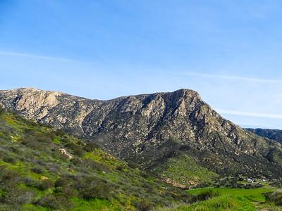 El Monte Flume Trail  02-12-2019