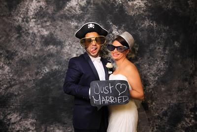 Photo Booth - Julissa & Anthony's Wedding