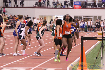 W-Mile Relay-2014 NAIA Indoor Track and Field National Championships