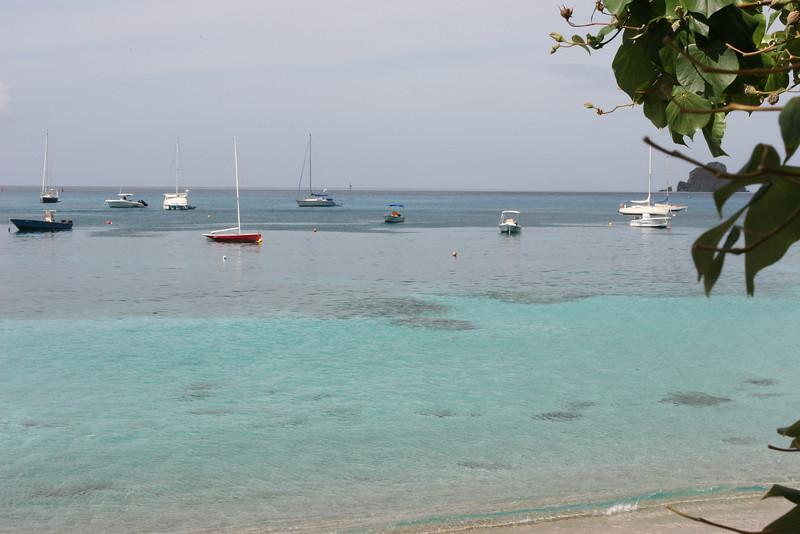 Saint Barth - Beach Corossol