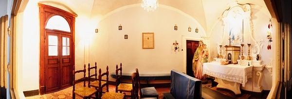 Private Catholic chapel, Ground Floor