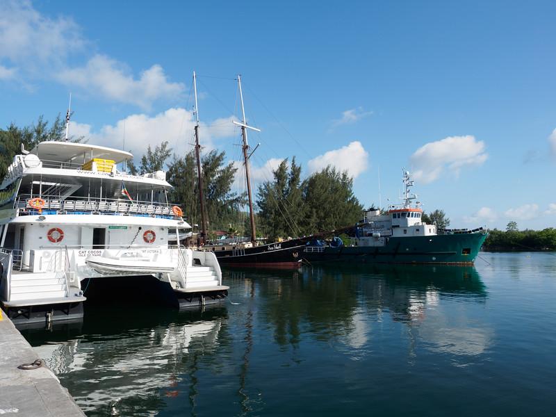 Ferry berth