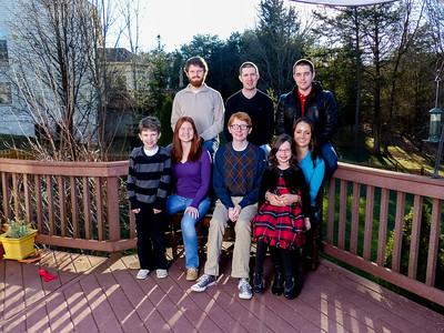 Christmas/Cousins 2013