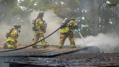 Structure Fire - 3543 Regalwoods Dr, DeKalb Co., GA - 2021 Jun 24