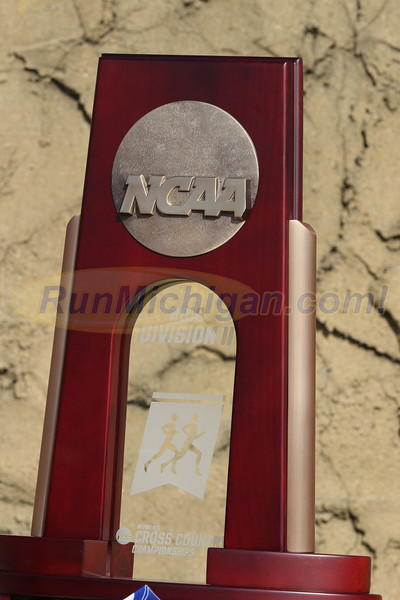 Awards - 2019 NCAA DII Cross Country Midwest Regional