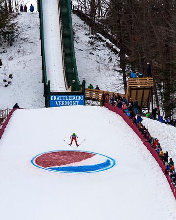 Harris Hill Ski Jump 2013