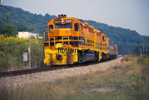 GWI Eastern Railroads