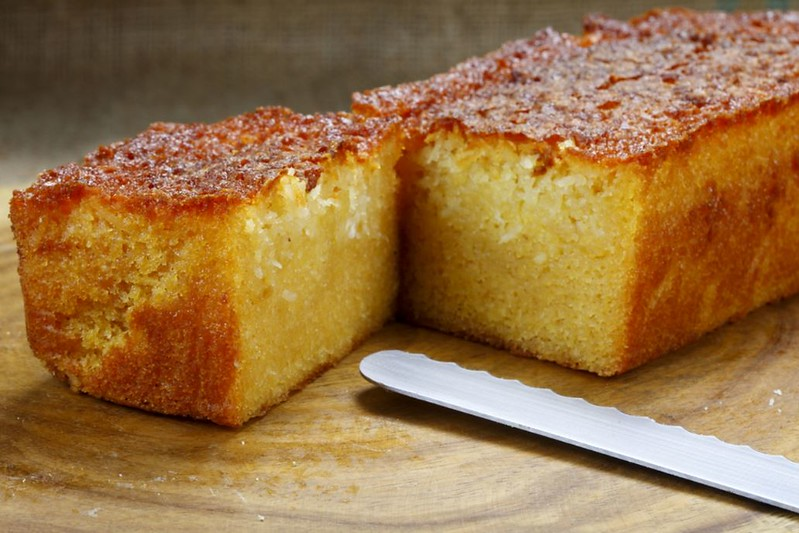 Caramelized Brown Butter Cake