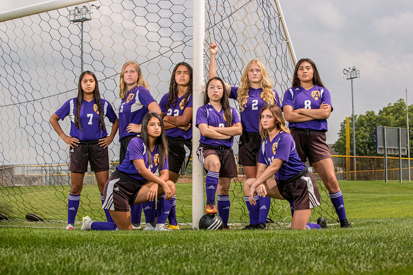 Soccer Girls 2018