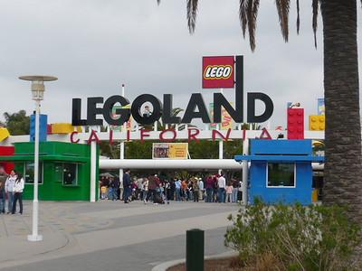 2008 trip to Legoland
