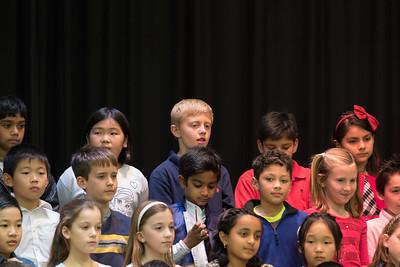 Logan's 3rd Grade Winter Concert