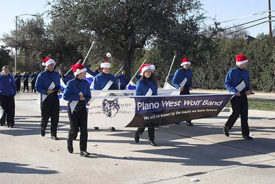 Holiday Parade - 2 Dec 2006