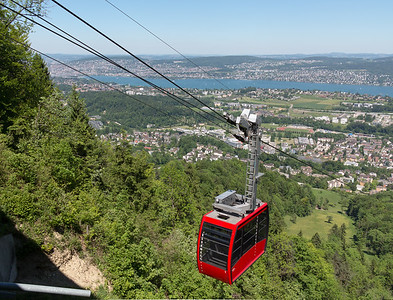 Üetliberg hike, May 2017