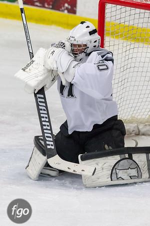 1-3-15 Chaska v Minneapolis Novas Boys Hockey at Parade Ice Garden