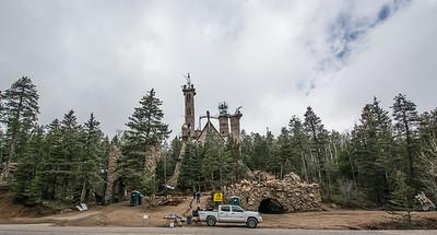 Bishop's Castle Colorado