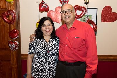Gulati Appreciation-Valentine-Bday  Party 2/12/17