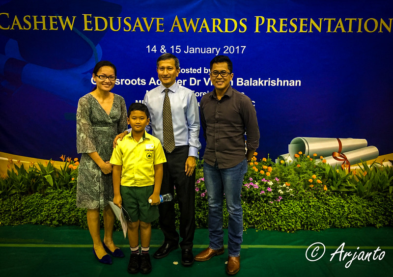2017 Jan 15 : Matt's Edusave Awards