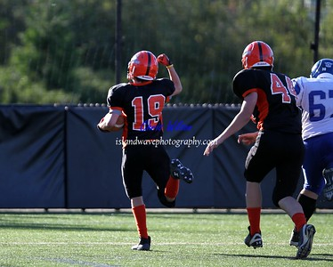 Spectrum Jr Football 2014