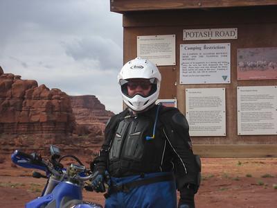 White Rim, Long Canyon, 5-8-2008