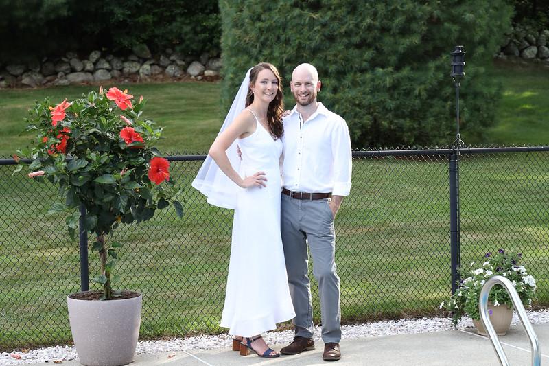 Katie and Matt Woodbury - August 1st 2020