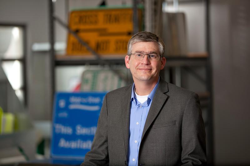 Dan Smith - Director, Public Works; wide2