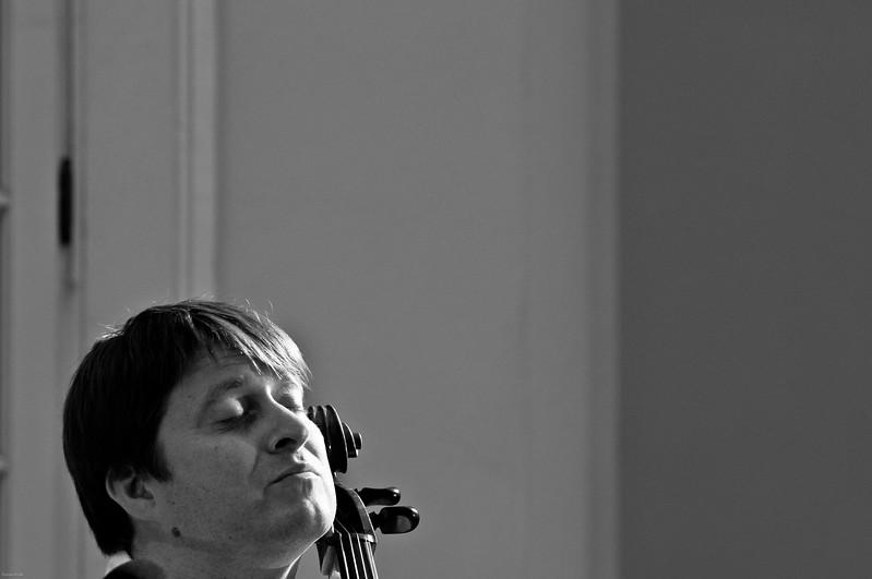 Peter Ľupták, violončelista