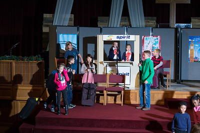 Chapelgate Christmas Play 2016