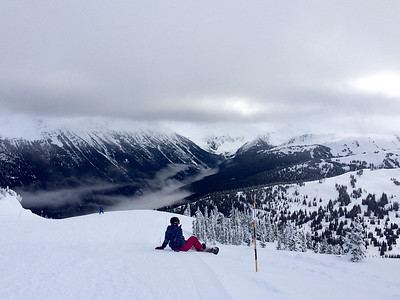 2015.02 Whistler Ski Trip