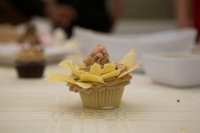 Teambuilding Event: Cupcake Wars