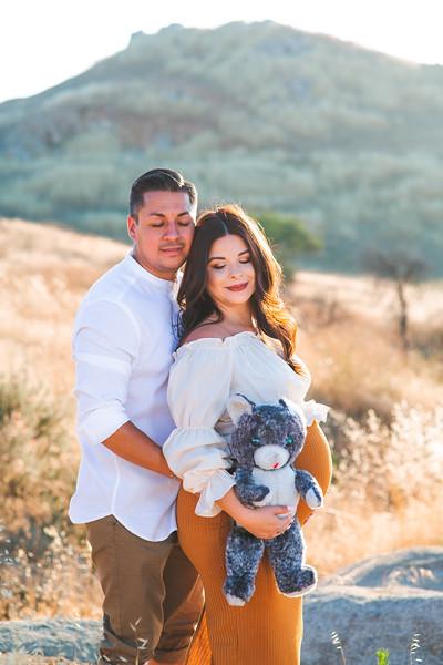 Eric & Krystyn Maternity 7.5.2020
